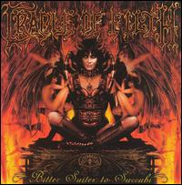 the new cd from Cradle of Filth